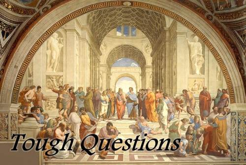 Tough Questions Header